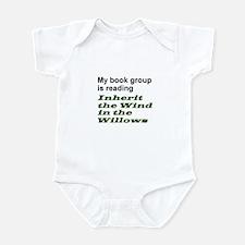 Inherit the WHAT? Infant Bodysuit