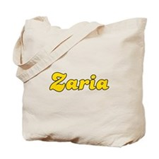 Retro Zaria (Gold) Tote Bag
