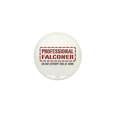 Professional Falconer Mini Button (100 pack)