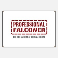 Professional Falconer Banner