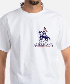 Americans Against Horse Slaughter Shirt