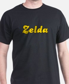Retro Zelda (Gold) T-Shirt