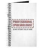 Epidemiologist Journals & Spiral Notebooks