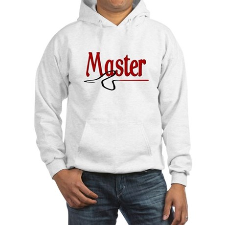 Master Hooded Sweatshirt
