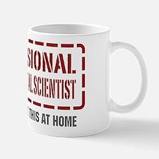 Professional Environmental Scientist Mug