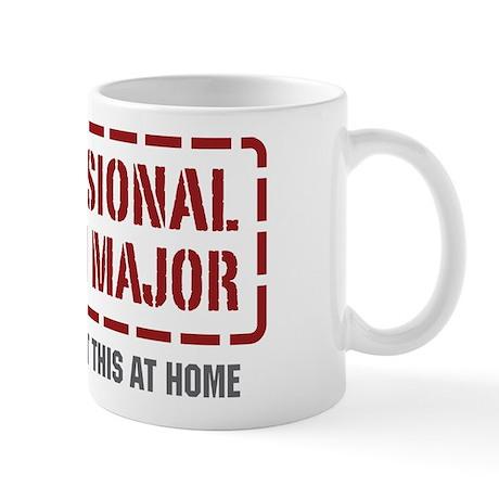 Professional English Major Mug