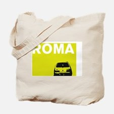 Roma - Fiat - chartreuse Tote Bag