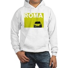 Roma - Fiat - chartreuse Hoodie