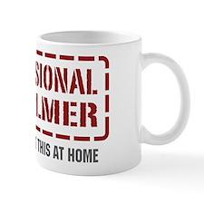 Professional Embalmer Mug