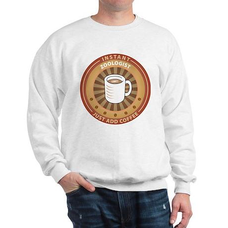Instant Zoologist Sweatshirt