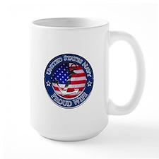United States Navy - Proud Wi Mug