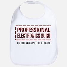 Professional Electronics Guru Bib