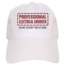 Professional Electrical Engineer Baseball Cap