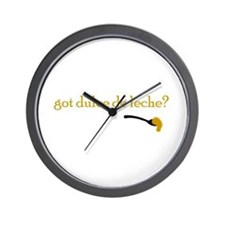 Got Dulce de Leche? Wall Clock