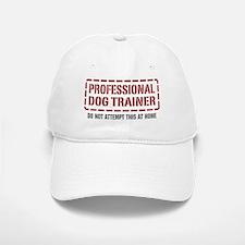 Professional Dog Trainer Baseball Baseball Cap