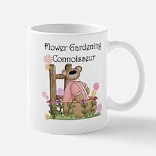 Flower Gardening Connoisseur Mug