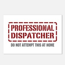 Professional Dispatcher Postcards (Package of 8)