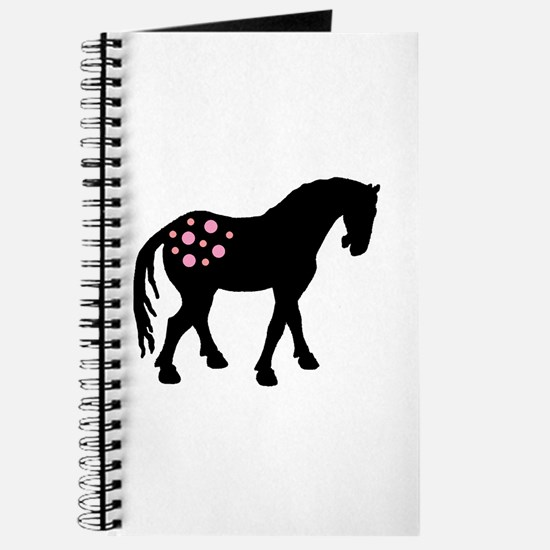 Pink Spots Cute Appy Journal