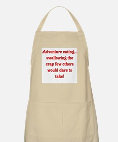 Adventure Eating BBQ Apron