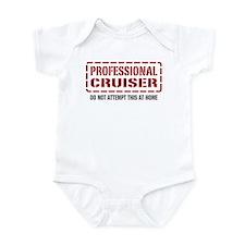 Professional Cruiser Infant Bodysuit