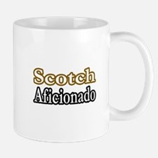 """""""Scotch Aficionado"""" Mug"""
