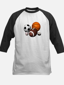 sports balls Tee