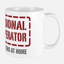 Professional Crane Operator Mug