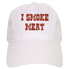 I Smoke Meat Baseball Cap