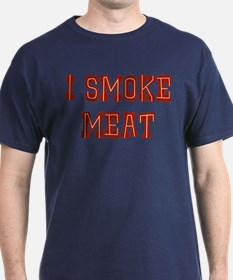 I Smoke Meat T-Shirt