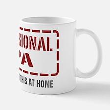 Professional CPA Mug
