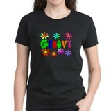 Groovy Women's Dark T-Shirt