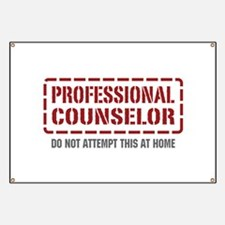 Professional Counselor Banner