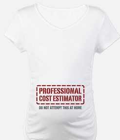 Professional Cost Estimator Shirt