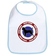 Border Terrier Bullseye Bib