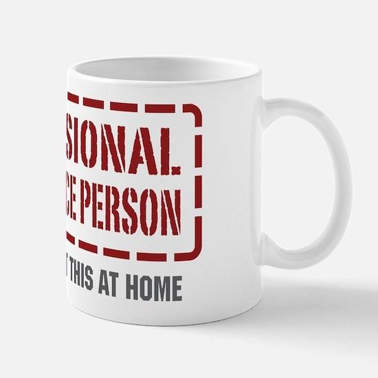 Professional Compliance Person Mug