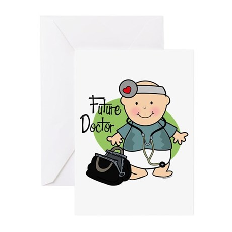Future Doctor Greeting Cards (Pk of 20)