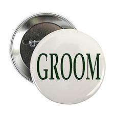 """Jeff & Anna GROOM 2.25"""" Button"""