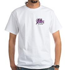 I Wear Purple For My Mom 10 Shirt