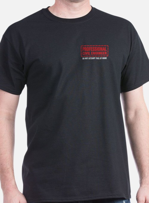 Professional Civil Engineer T-Shirt