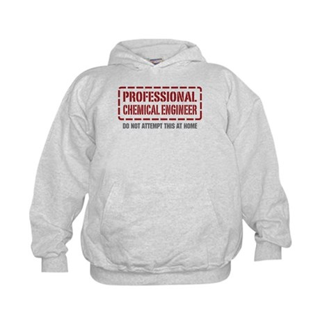 Professional Chemical Engineer Kids Hoodie