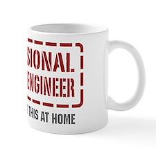 Professional Chemical Engineer Mug