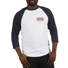 Professional Cement Person Baseball Jersey