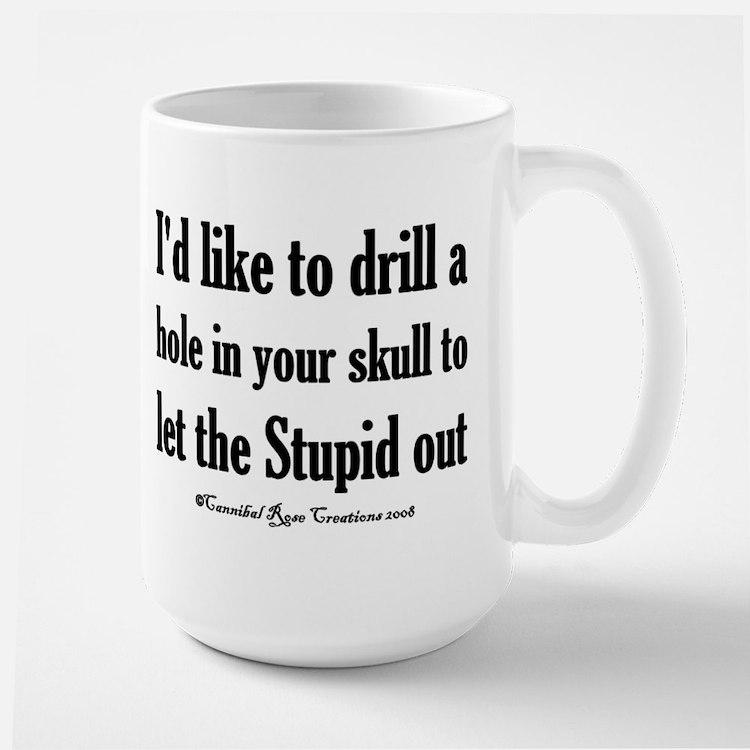 Cannibal's Cure Of Folly Mug