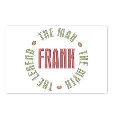 Frank Man Myth Legend Postcards (Package of 8)