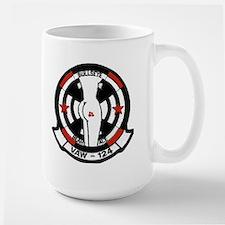 """VAW 124 """"Racy"""" Bare Aces Mug"""