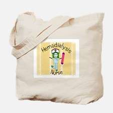 Dialysis nurse Tote Bag