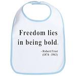 Robert Frost 2 Bib