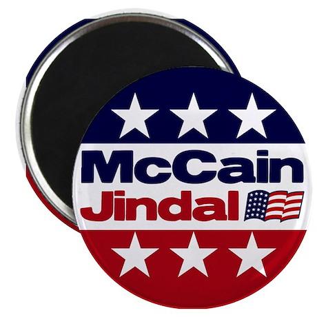 McCain Jindal Magnet