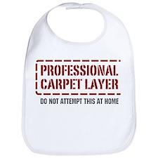 Professional Carpet Layer Bib
