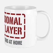 Professional Carpet Layer Mug